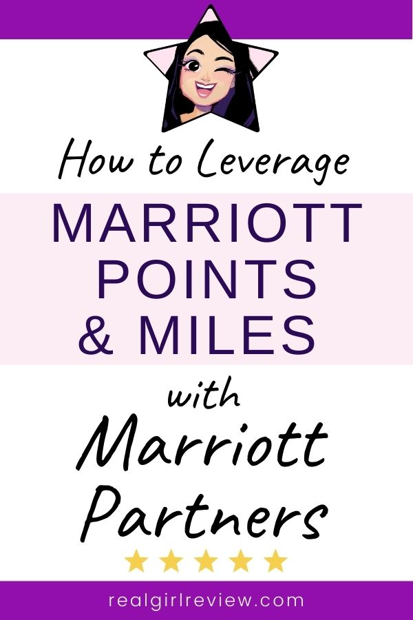 Pinterest Marketing Pin | How to Leverage Marriott Points and Miles with Marriott Partners