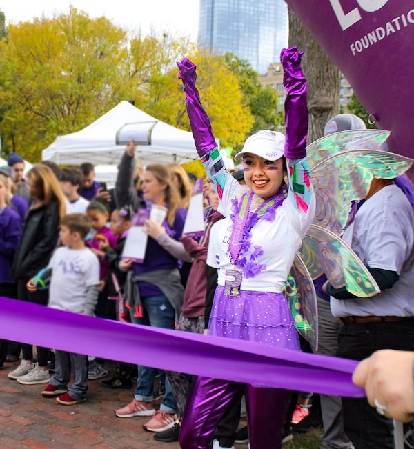 Geeves at the Lupus Walk in Boston