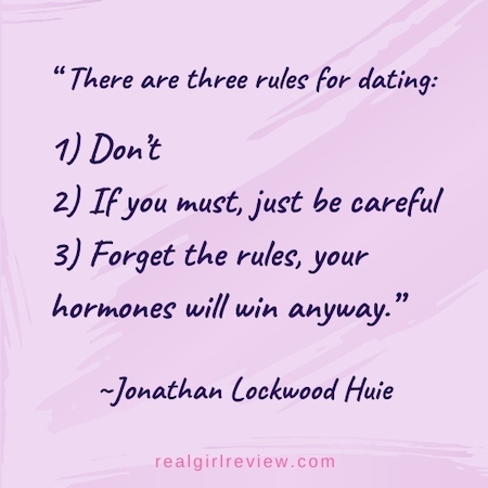 Dating Quote | Pinterest Image